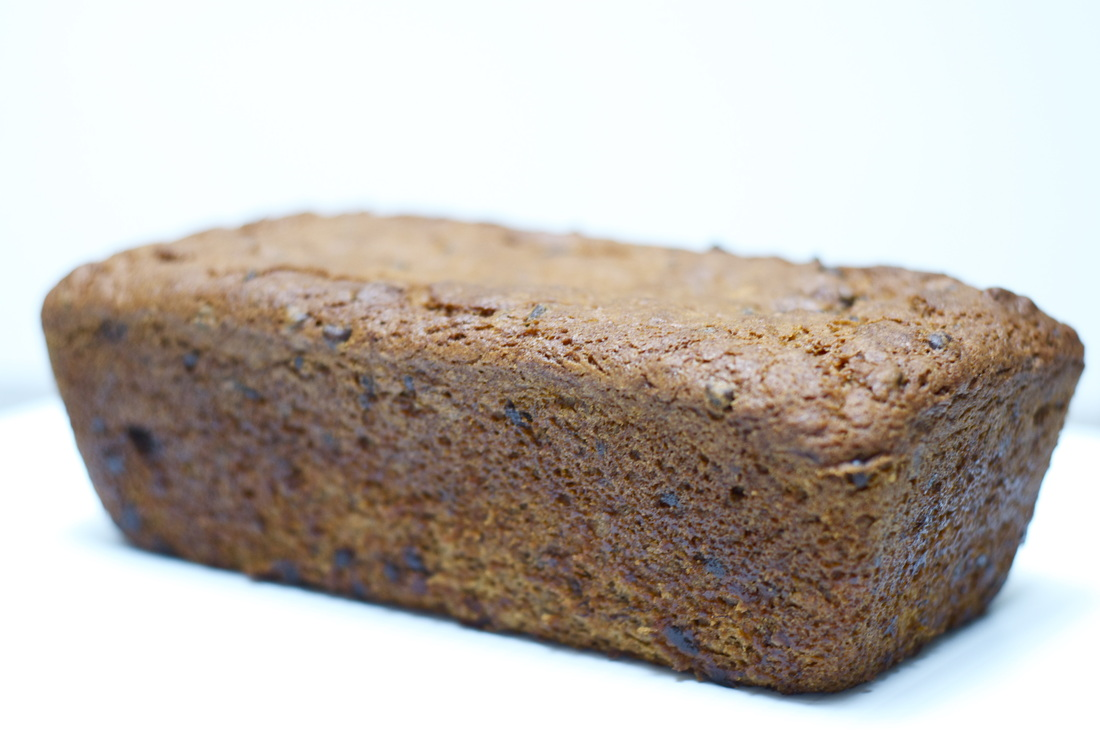 Gluten-free Chocolae Chip Banana Bread from zedhandmade.com