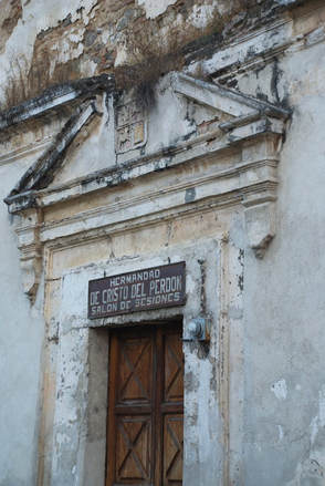 Beautiful old building in Antigua Guatemala