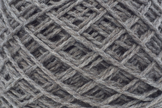 Peruvian highland wool in gunmetal for your MENSCH custom cowl